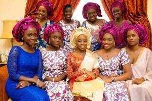 Yoruba Introduction Ceremony Pictures