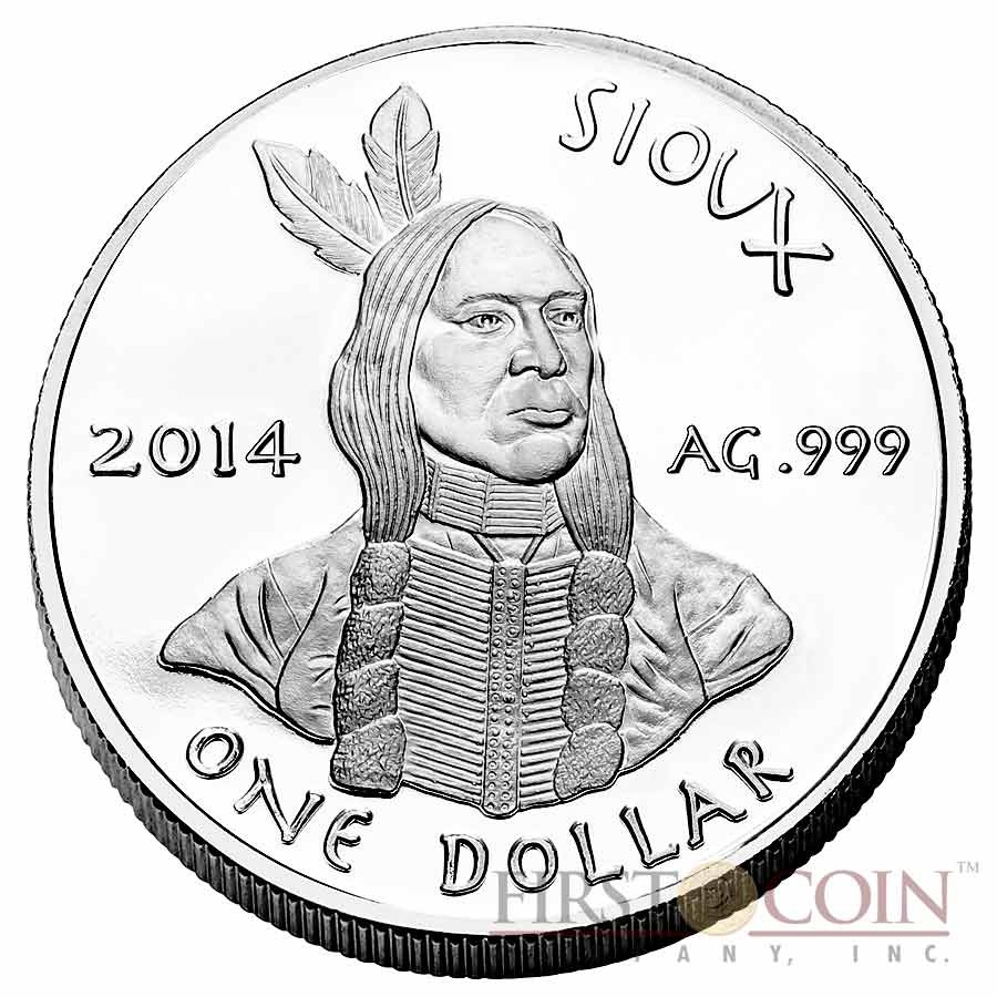 USA First Silver Dollar