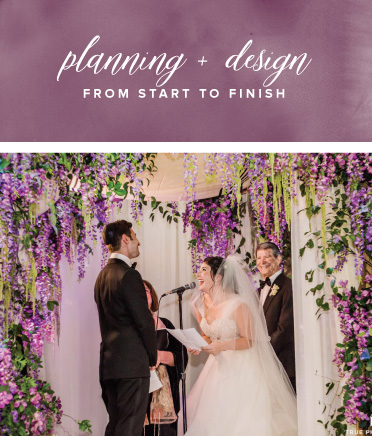 Planing + Design - from start to finish