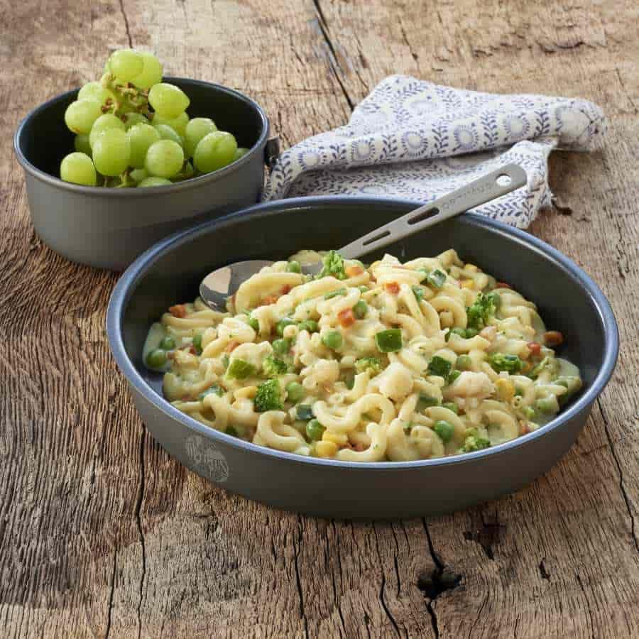 Trek'nEat-Pasta-Primavera-Mixed-Vegetable-Pasta-