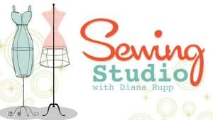 Sewing studio beginner class