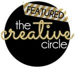 Creative Circle Link Party Featured Post
