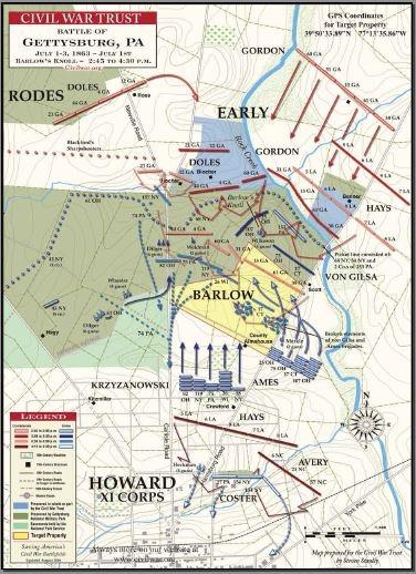 Gettysburg Preservation Effort