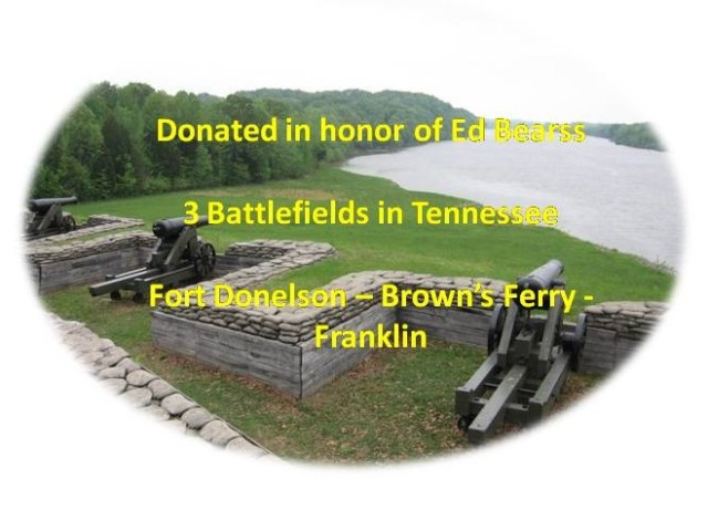 Preserving 3 Battlefields in Tennessee