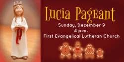12/09/2018 - Lucia Pageant