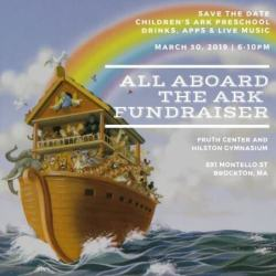 03/30 - Keep the Ark Afloat Fundraiser