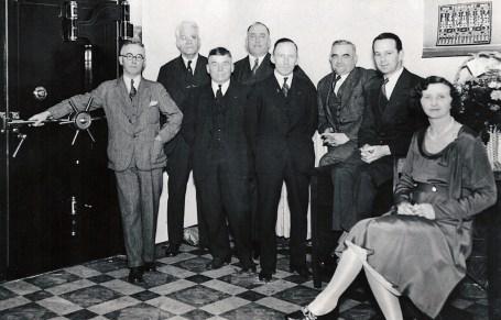 Board of Directors, 1931