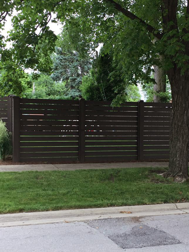 Wood Fence Installation  Repair In Chicago  First Fence