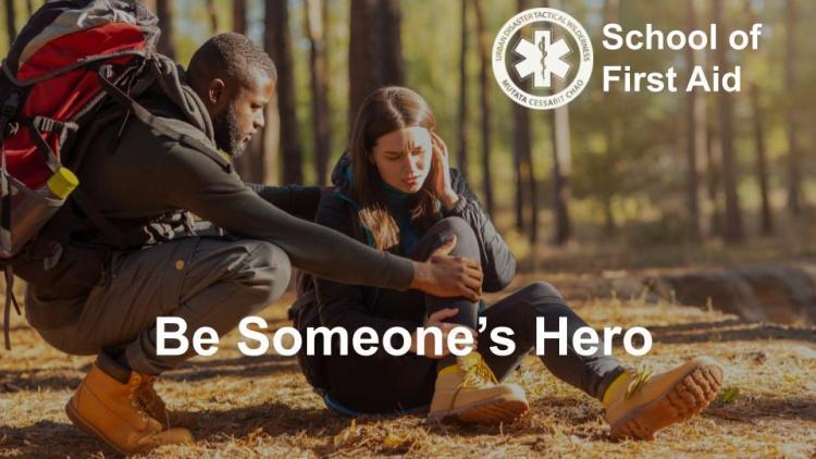 Wilderness FIrst Aid Online