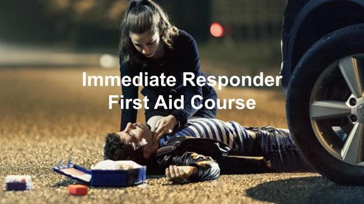 Online Immediate Responder Course