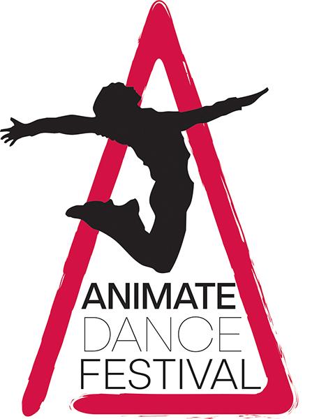 Animate Dance Festival logo