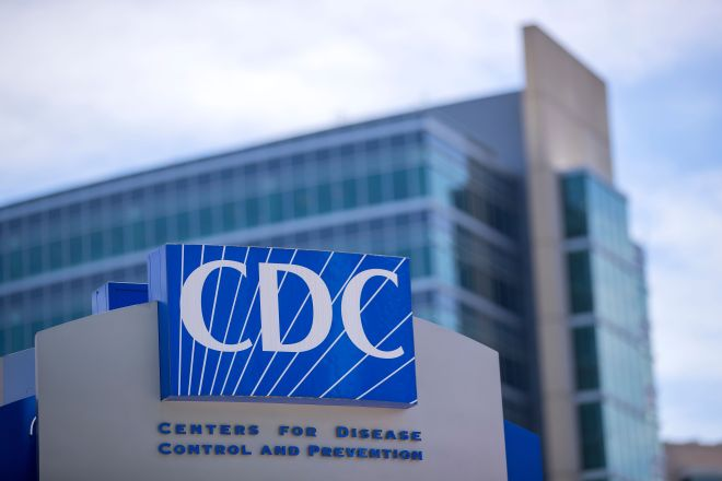 Centers for Disease Control and Prevention (CDC) in Atlanta, Georgia., USA - 15 Apr 2020