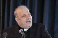 Mideast Christians endangered, priest warns