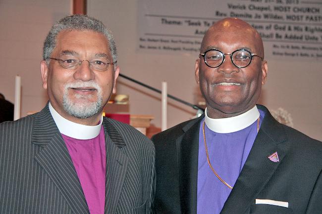 Ivan and Bishop Battlesmaller