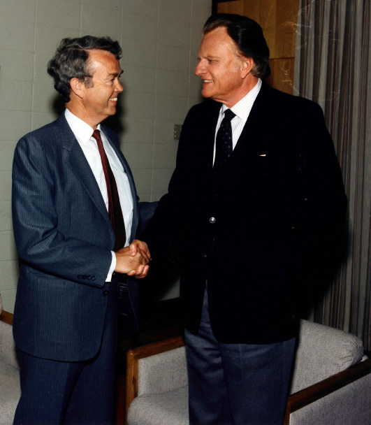 7 – Bill Graham and Eddie Fox
