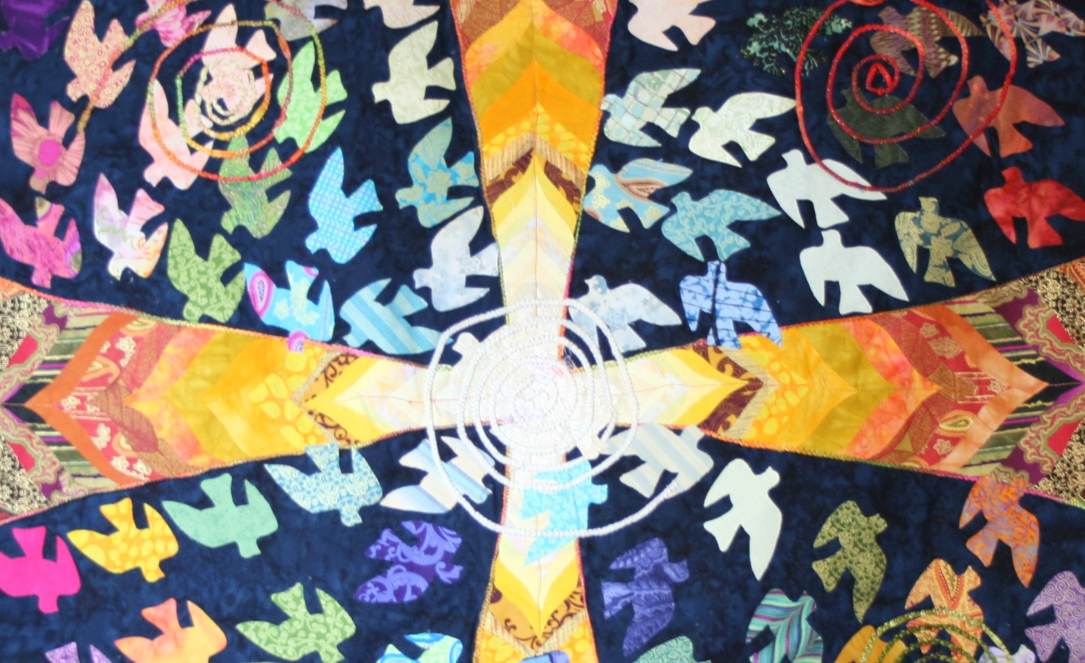 Pentecost-swirldoves