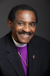 Bishop Woodie White