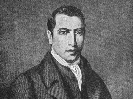 Rev. Samuel Leigh, the first Methodist Minister sent to Australia in 1815.