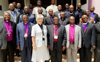 Africa Methodist Council is Born