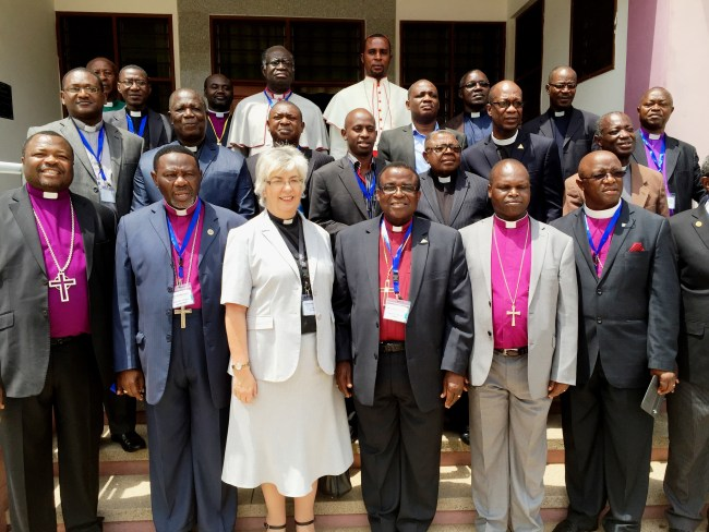 Heads of Churches Summit delegates