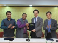 Memorandum of Understanding  Signed For Mission Partnership Between the Church of North India and the Presbyterian Church of Korea