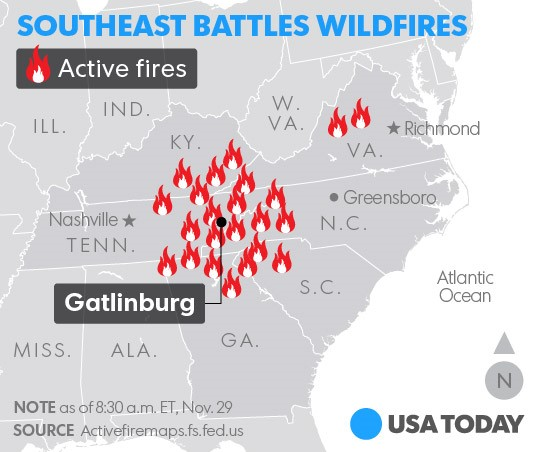 usa-tennessee-wild-fires