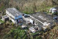 Maria's Wreckage Slows Relief to Puerto Rico