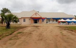 Church in Nigeria Opens Modern Hospital