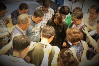 Korean United Methodists Choose Prayer Over Plans