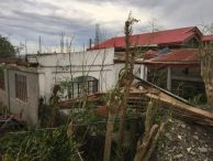Picking Up Pieces After Philippines Super Typhoon