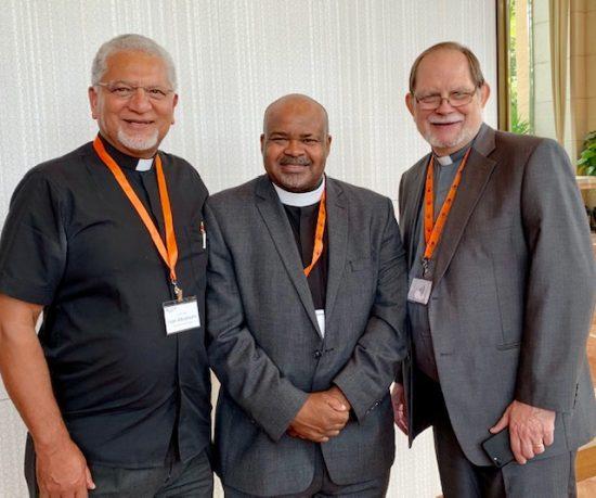 Bishop Abrahams – Hong Kong
