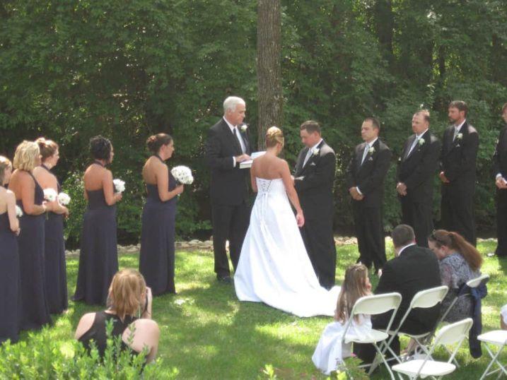 Wedding Ceremony @ Smithview