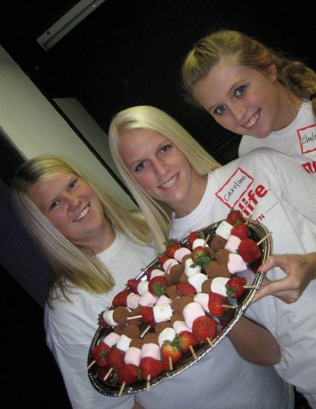 Fun Dessert Skewer :~)
