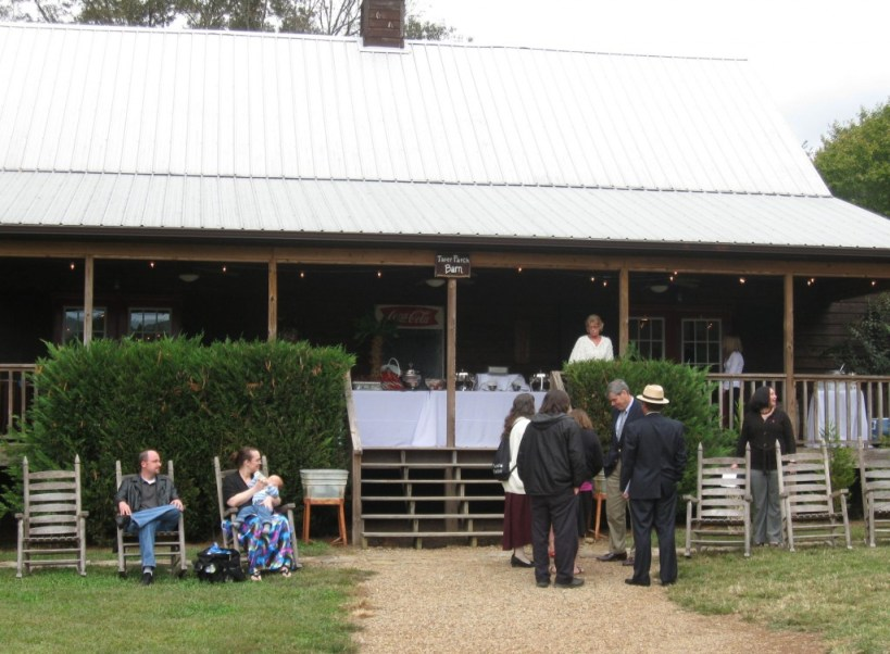 Barn Reception Hall