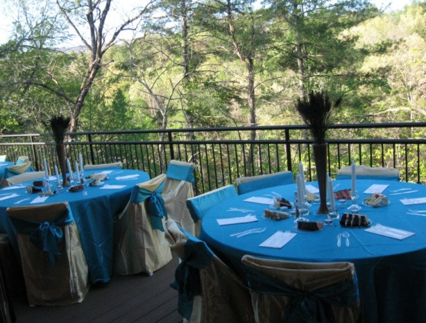 Outside Deck Tables