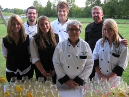 First Fruits Catering Staff