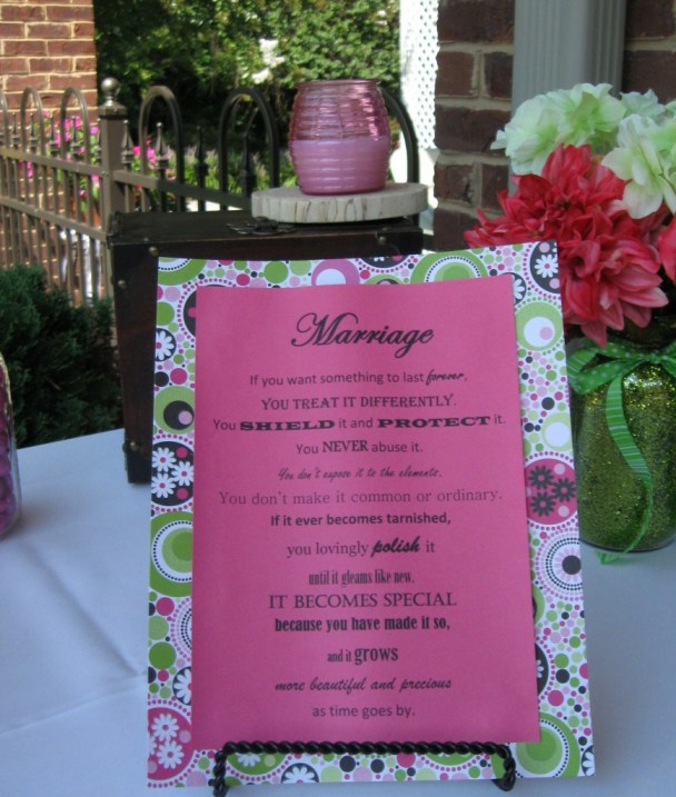 guest table sign