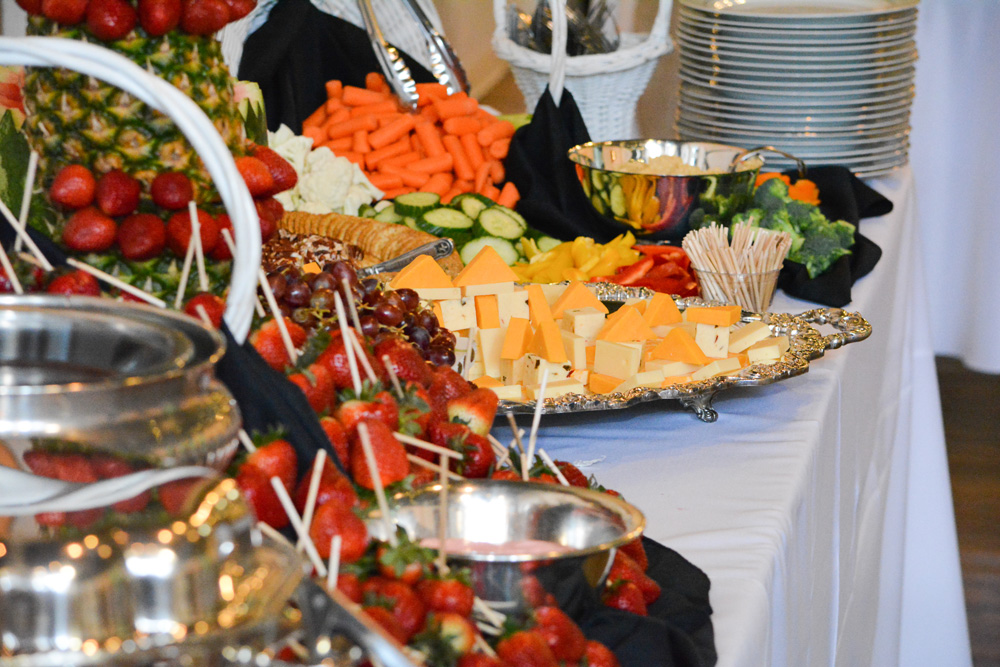 Hor d oeuvre Reception Knoxville, TN Venue Catering