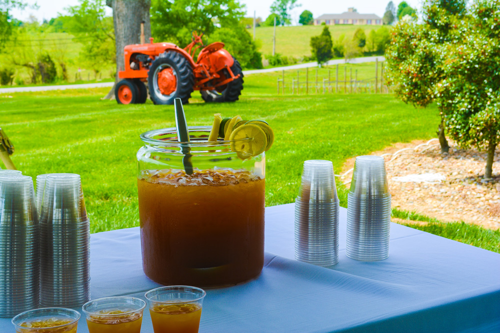 Sweet Tea on the Farm