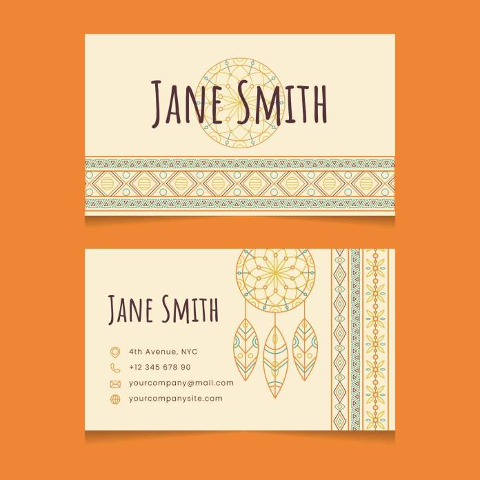 15 Business Card Design Hacks That Will Make You Hit The Jackpot
