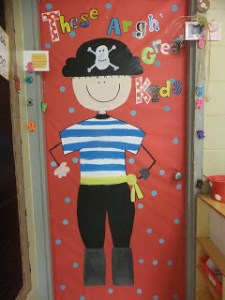 A start to my Pirate & Ocean ClassRoom!
