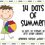 A Bad Case of the Stripes Freebie at First Grade Fanatics 14 Day Giveaway!