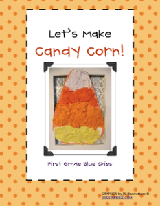 Trick or Treat Candy Corn Freebie!