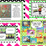 Froggy Super Pack, Spring Labeling, and a Freebie, too!