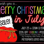 Presenting….and a Sale!