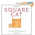 Square Cat and a Freebie!