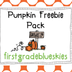 Pumpkin Freebies!