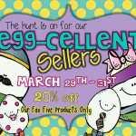 Eggcellent Spring Sale Hunt