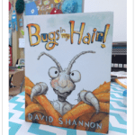 Bugs in My Hair! by David Shannon ~Review, Freebie, and Giveaway~