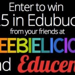 First Grade Blue SKies Loves Educents! Giveaway